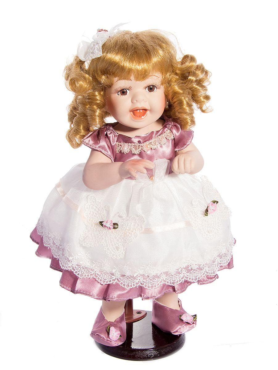 Кукла фарфоровая коллекционная Римма, 38 см. 1582615826