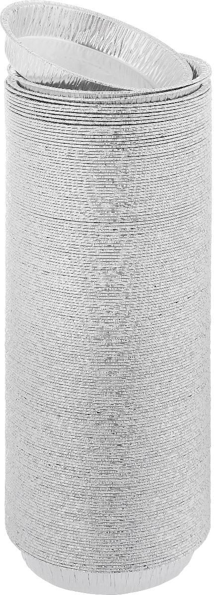 Набор форм для запекания Формация, 11 х 11 х 2 см, 160 шт. C109GФЛГ26846Набор форм Формация, выполненный из алюминиевой фольги, идеально подходит для кексов и пирогов. Изделия обладают всеми свойствами обычной фольги для запекания: гигиеничные, легкие, прочные, теплопроводные. Также формы можно использовать для запекания, для хранения и заморозки продуктов. Комплектация: 160 шт.