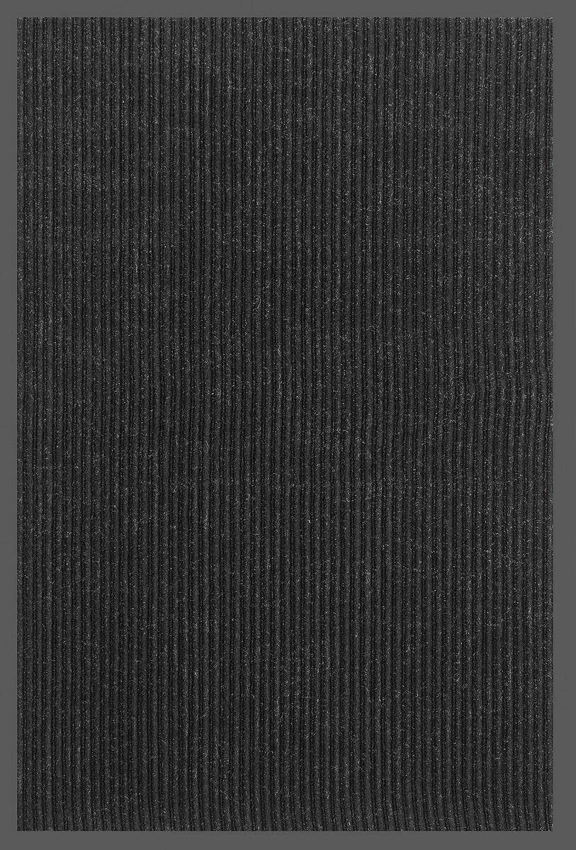 Коврик придверный SunStep Ребристый, влаговпитывающий, цвет: черный, 120 х 80 см35-063Влаговпитывающий придверный коврик SunStep Ребристый выполнен из высококачественных полимерных материалов. Он прост в обслуживании, прочный и устойчивый к различным погодным условиям. Лицевая сторона коврика мягкая. Прорезиненная основа предотвращает его скольжение по гладкой поверхности и обеспечивает надежную фиксацию. Такой коврик надежно защитит помещение от уличной пыли и грязи.