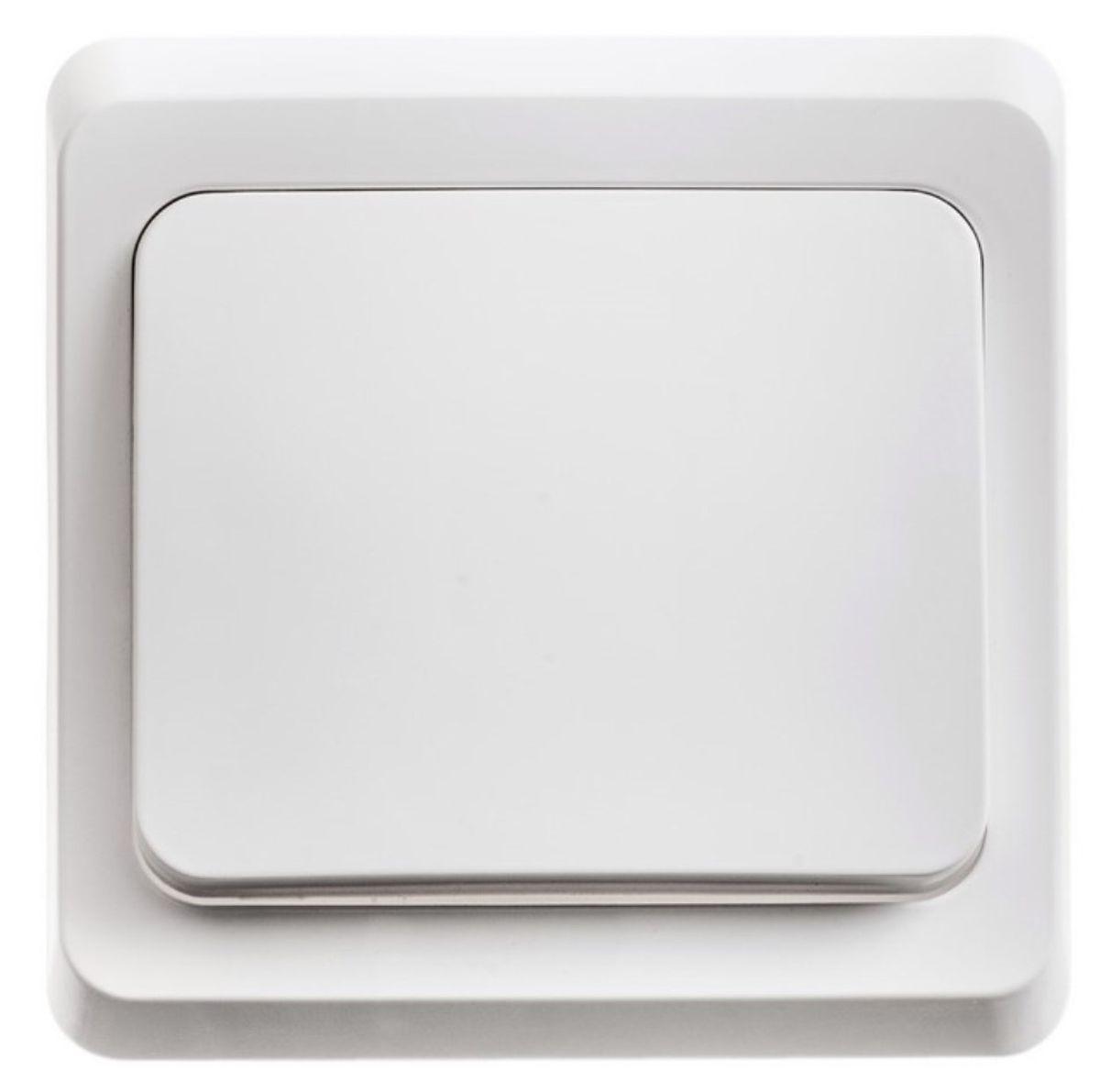 Выключатель Schneider Electric ЭТЮД, 10А-250В, СУ, белыйBC10-001B