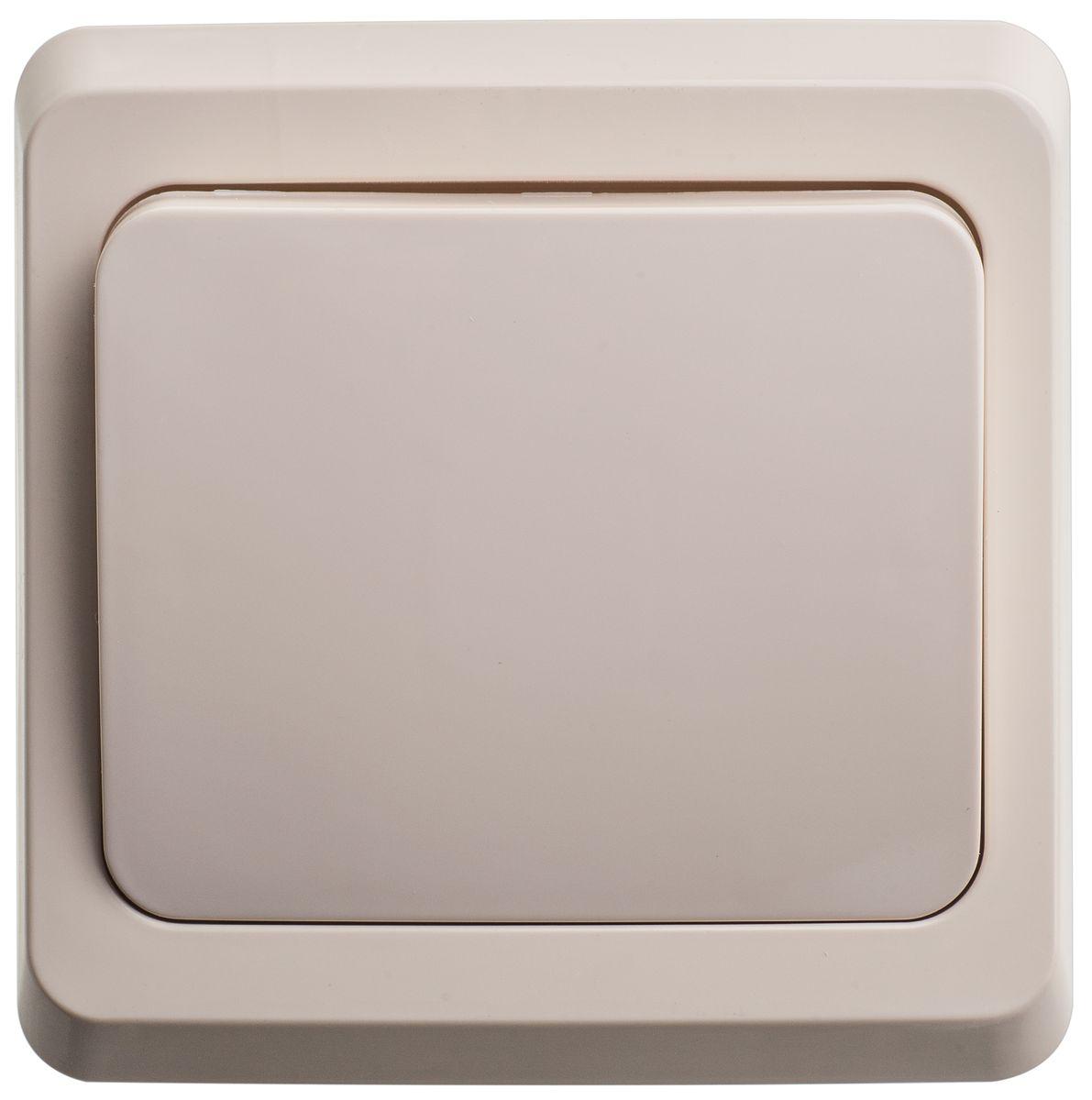 Выключатель Schneider Electric Этюд, цвет: кремовый. BC10-001BC10-001KОдноклавишный выключатель Schneider Electric Этюд предназначен для скрытой установки. Выполнен из высококачественного пластика. Изделие просто в установке, надежно в эксплуатации. Специальное покрытие не позволяет пыли собираться на поверхности. Такой выключатель станет удачным решением для дома и дачи. Функция выключателя: одноканальный. Тип контактов: 1 Н.О. Диапазон мощности: Номинальный ток: 250 В. Тип клемм: винтовые зажимы 2,5 мм2. Длина зачистки проводов: 11 мм. Степень защиты: IP20.
