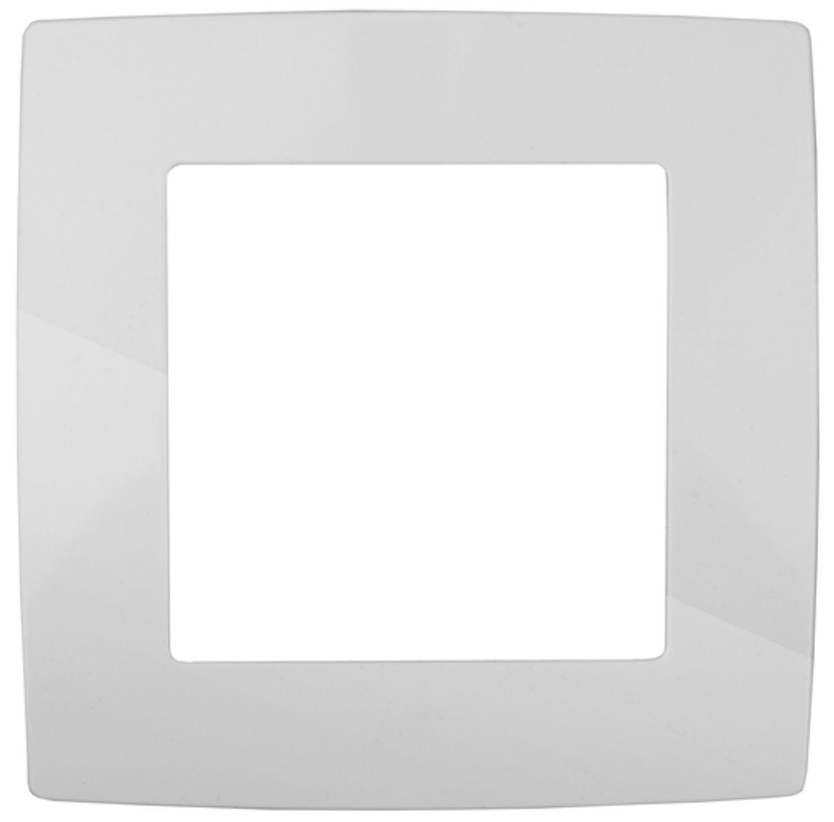 Рамка для встраиваемой розетки Эра, на 1 пост, цвет: белый12-5001-01Рамка Эра выполнена из пластика и используется для окантовки встраиваемой розетки. Рамка отвечает основным требованиям безопасности и удобства монтажа. Современный дизайн и элегантная цветовая гамма подойдут к любому интерьеру. Размер рамки: 8 х 8 х 1 см.
