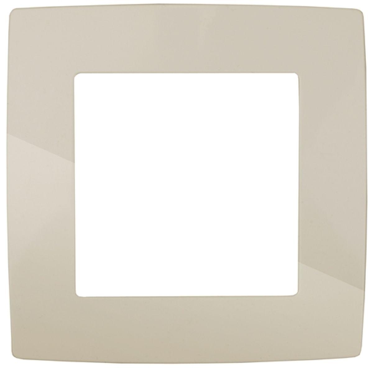 Рамка для встраиваемой розетки Эра, на 1 пост, цвет: слоновая кость12-5001-02Рамка Эра выполнена из пластика и используется для окантовки встраиваемой розетки. Рамка отвечает основным требованиям безопасности и удобства монтажа. Современный дизайн и элегантная цветовая гамма подойдут к любому интерьеру. Размер рамки: 8 х 8 х 1 см.