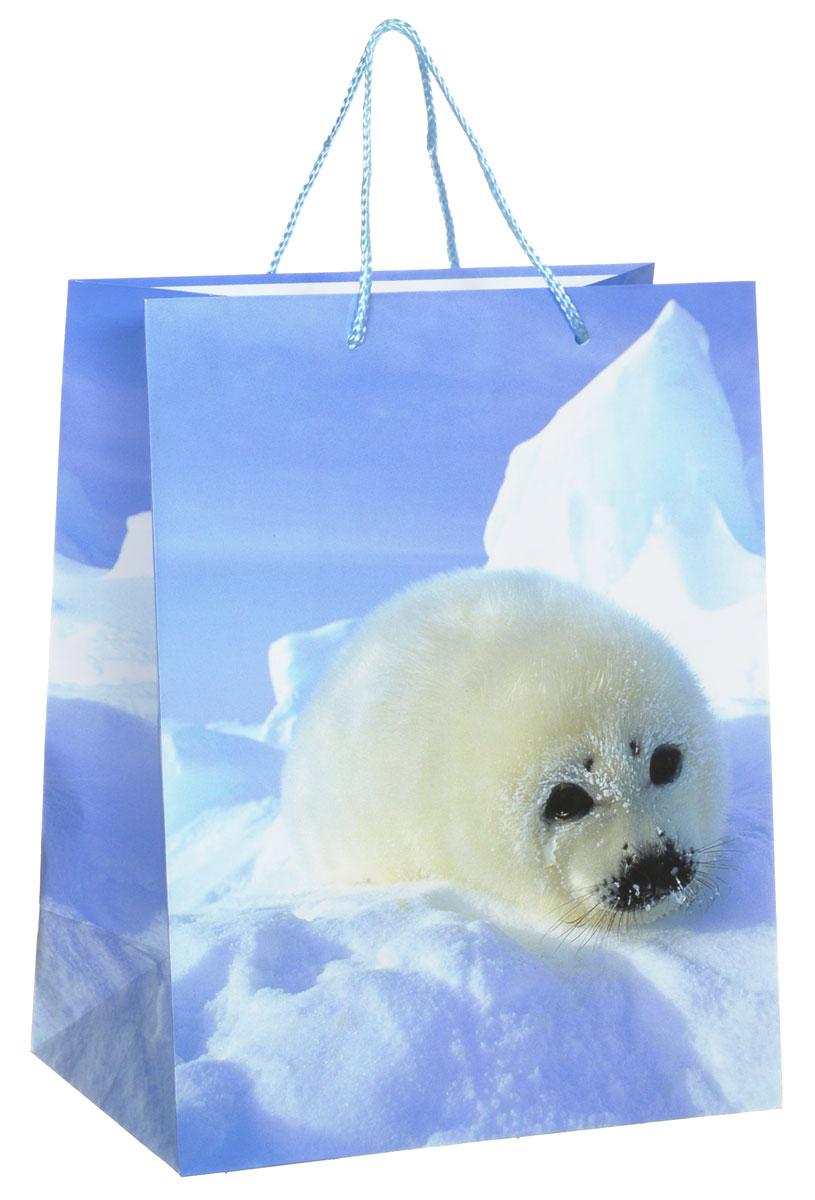 Olala Пакет подарочный Тюлень