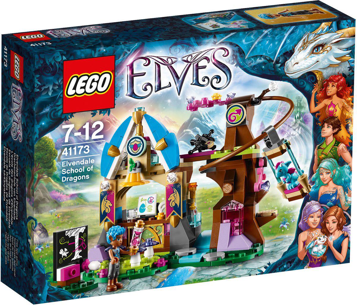 LEGO Elves Конструктор Школа драконов 41173