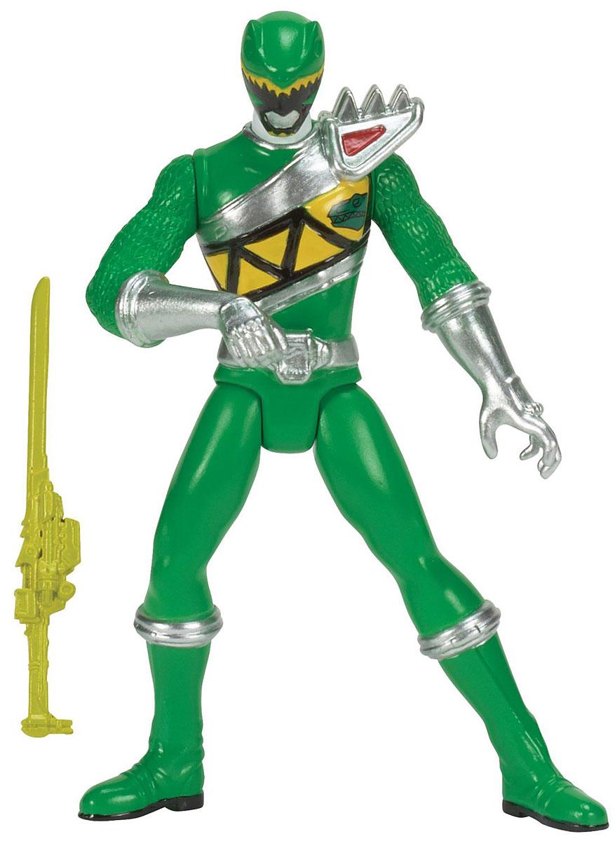 Power Rangers Фигурка Могучие рейнджеры Dino Charge цвет светло-зеленый42160_42162Игрушка Power Rangers Могучие рейнджеры, выполненная из пластика в виде рейнджера в шлеме и специальном костюме, станет любимой игрушкой вашего ребенка. Руки, ноги и голова фигурки подвижны. В комплект входит оружие рейнджера - боевой меч. Игрушка выполнена по мотивам приключенческого фильма Power Rangers. Могучие рейнджеры - это новое поколение героев, которые унаследовали силу древних воинов и должны встать на защиту Земли. Эта игрушка обязательно понравится ребенку, он часами будет играть с ней, придумывая захватывающие истории для героев.
