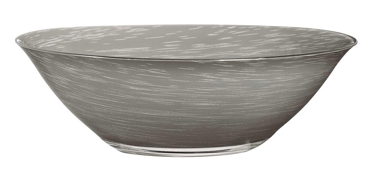 Миска Luminarc Stonemania Grey, диаметр 16,5 смH3549Миска Luminarc Stonemania Grey выполнена из высококачественного стекла. Изделие сочетает в себе изысканный дизайн с максимальной функциональностью. Она прекрасно впишется в интерьер вашей кухни и станет достойным дополнением к кухонному инвентарю. Миска Stonemania Grey подчеркнет прекрасный вкус хозяйки и станет отличным подарком. Диаметр миски (по верхнему краю): 16,5 см. Высота стенки: 5 см.