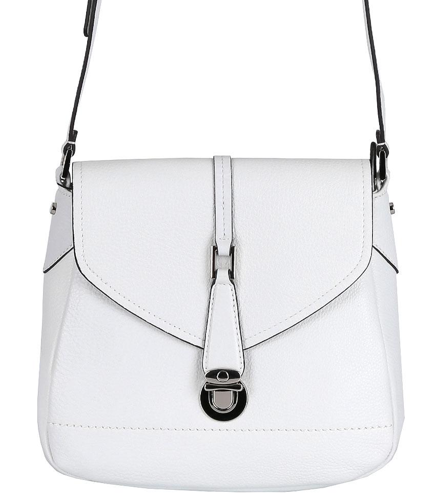 Сумка женская Fabretti, цвет: белый. F13736C1-065/022F13736C1-065/022 white