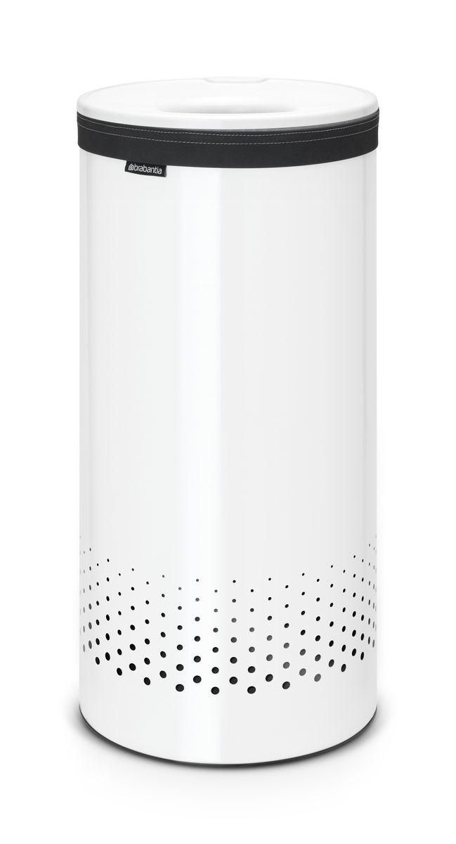 Бак для белья Brabantia, цвет: белый, 35 л. 102462102462Благодаря оригинальной конструкции белье можно закладывать в бак, не открывая крышку, через удобное загрузочное отверстие Quick-Drop. При этом во время выгрузки белья из бака крышка остается на баке. Удобно закладывать и доставать белье – благодаря оригинальной конструкции крышку можно закрепить на верхнем ободе бака; Небольшие вещи можно закладывать, не открывая крышку – загрузочное отверстие Quick-Drop; Белье легко переносится к стиральной машине в мешке; Удобен в использовании – идеально подходящий по размеру съемный мешок для белья с креплением на липучке; 10-летняя гарантия Brabantia.