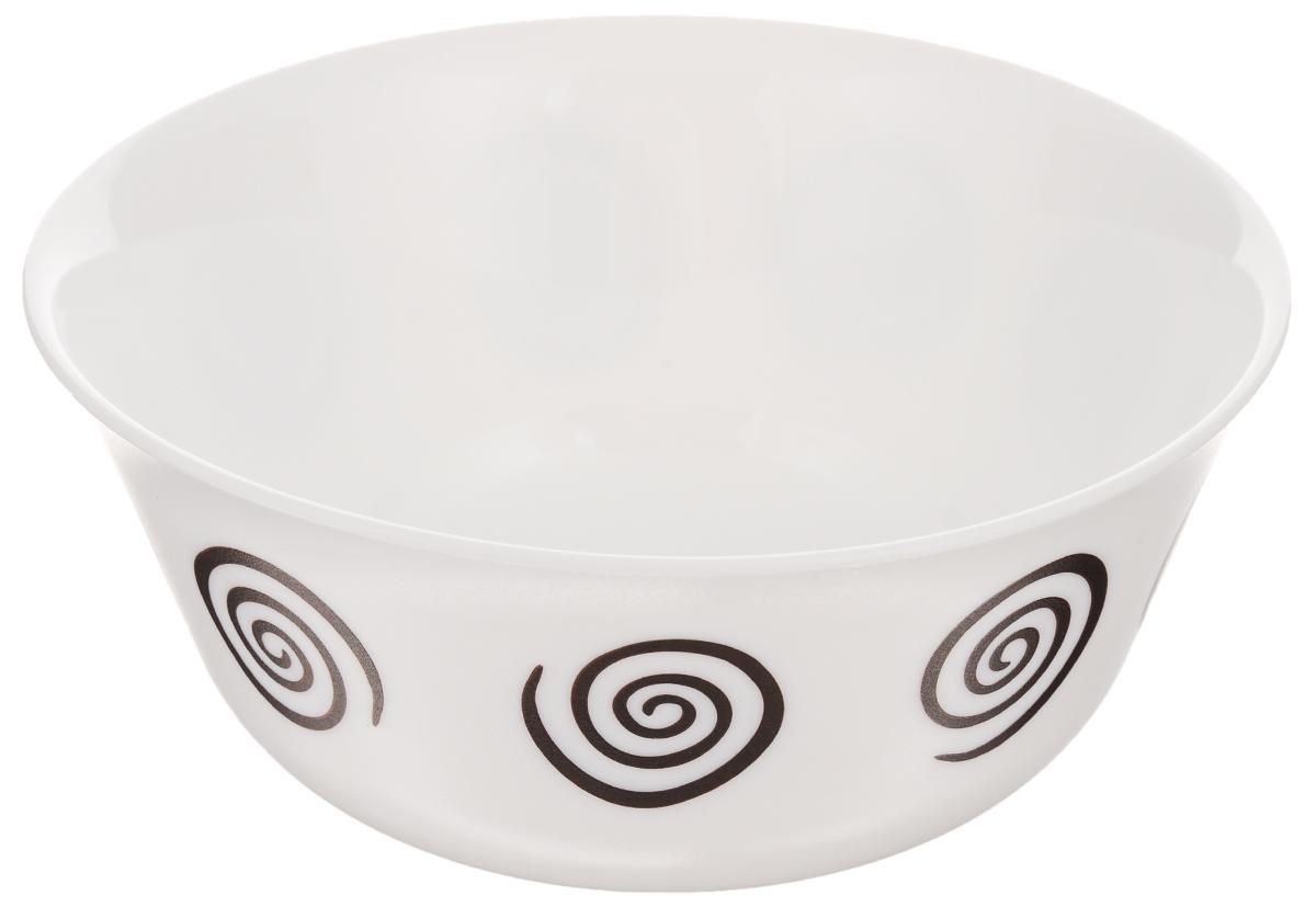 Салатник Luminarc Sirocco Brown, диаметр 12 смH4887Салатник Luminarc Sirocco Brown, изготовленный из высококачественного стекла, прекрасно впишется в интерьер вашей кухни и станет достойным дополнением к кухонному инвентарю. Салатник оформлен ярким рисунком и имеет изысканный внешний вид. Такой салатник не только украсит ваш кухонный стол и подчеркнет прекрасный вкус хозяйки, но и станет отличным подарком. Диаметр по верхнему краю: 12 см.