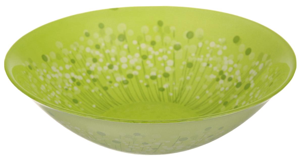 Миска Luminarc Flowerfield, диаметр 16,5 смH2494Миска Luminarc Flowerfield, изготовленная из высококачественного стекла, прекрасно впишется в интерьер вашей кухни и станет достойным дополнением к кухонному инвентарю. Миска оформлена ярким рисунком цветов и имеет изысканный внешний вид. Такая миска не только украсит ваш кухонный стол и подчеркнет прекрасный вкус хозяйки, но и станет отличным подарком. Диаметр по верхнему краю: 16,5 см.