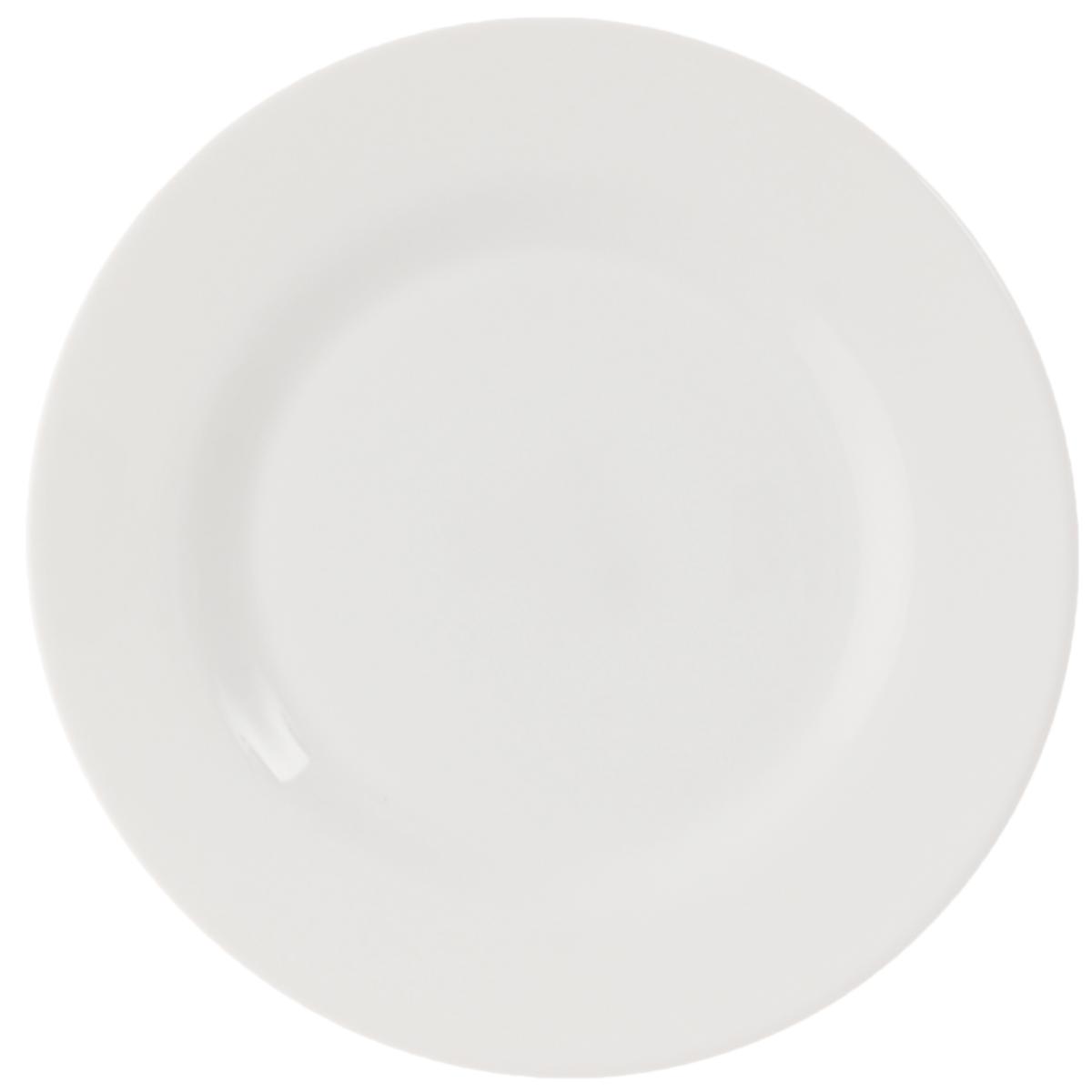 Тарелка десертная Luminarc Presidence Bone, диаметр 21 смG9605Десертная тарелка Luminarc Presidence Bone выполнена из высококачественного стекла. Изделие сочетает в себе изысканный дизайн с максимальной функциональностью. Она прекрасно впишется в интерьер вашей кухни и станет достойным дополнением к кухонному инвентарю. Десертная тарелка Luminarc Lotusia подчеркнет прекрасный вкус хозяйки и станет отличным подарком. Диаметр тарелки (по верхнему краю): 21 см. Высота стенки: 1,8 см.