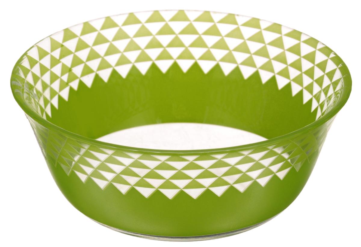 Салатник Luminarc Lance Green, диаметр 12 смJ2737Салатник Luminarc Lance Green, выполненный из ударопрочного стекла, имеет изысканный внешний вид. Он прекрасно впишется в интерьер вашей кухни и станет достойным дополнением к кухонному инвентарю. Салатник Luminarc Lance Green подчеркнет прекрасный вкус хозяйки и станет отличным подарком. Можно мыть в посудомоечной машине и использовать в микроволновой печи. Диаметр салатника (по верхнему краю): 12 см.