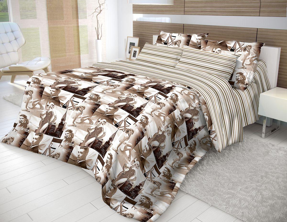 Комплект белья Волшебная ночь, 2-спальный, наволочки 50 х 70. 177633177633