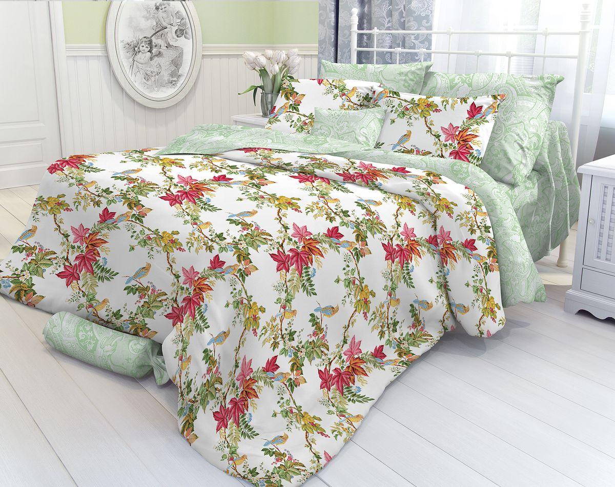 Комплект белья Verossa, 1,5-спальный, наволочки 50 х 70. 177705177705