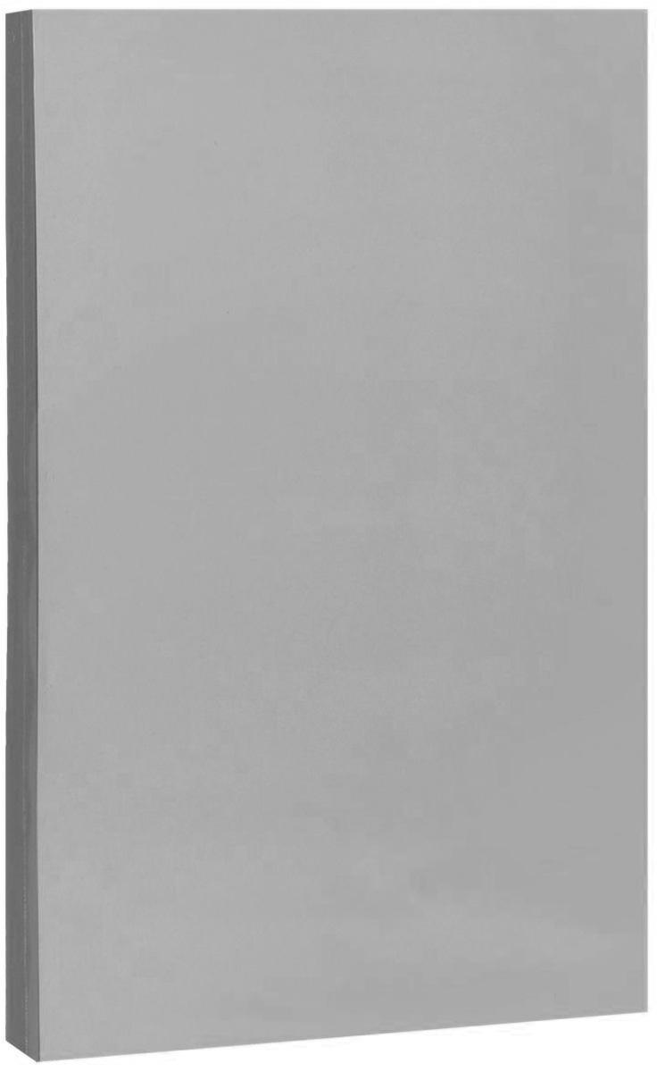 Фотокартон Folia, цвет: серый, 21 х 30 см, 50 листов7708057_84EФотокартон Folia - это цветная плотная бумага. Используется для изготовления открыток, пригласительных, для скрапбукинга, для изготовления паспарту и других декоративных или дизайнерских работ.