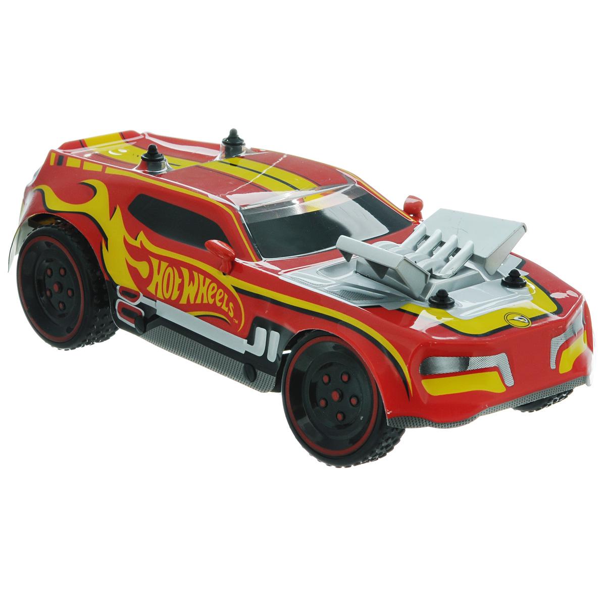 Hot Wheels Машина на радиоуправлении 2 в 1 со сменным корпусом63256