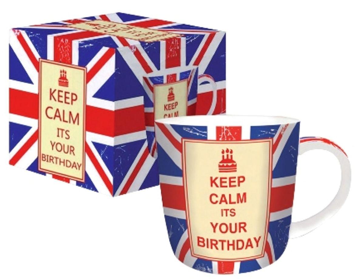 Кружка Nuova R2S KC-День рождения, 350 мл229KEBIКружка Nuova R2S KC-День рождения. изготовленная из высококачественного фарфора, оформлена надписями. Такая кружка - отличный вариант подарка для ваших близких и друзей. Кружка Nuova R2S KC-День рождения - не только современный подарок и украшение для вашего дома, но и всегда неисчерпаемое количество идей на вашей кухне.
