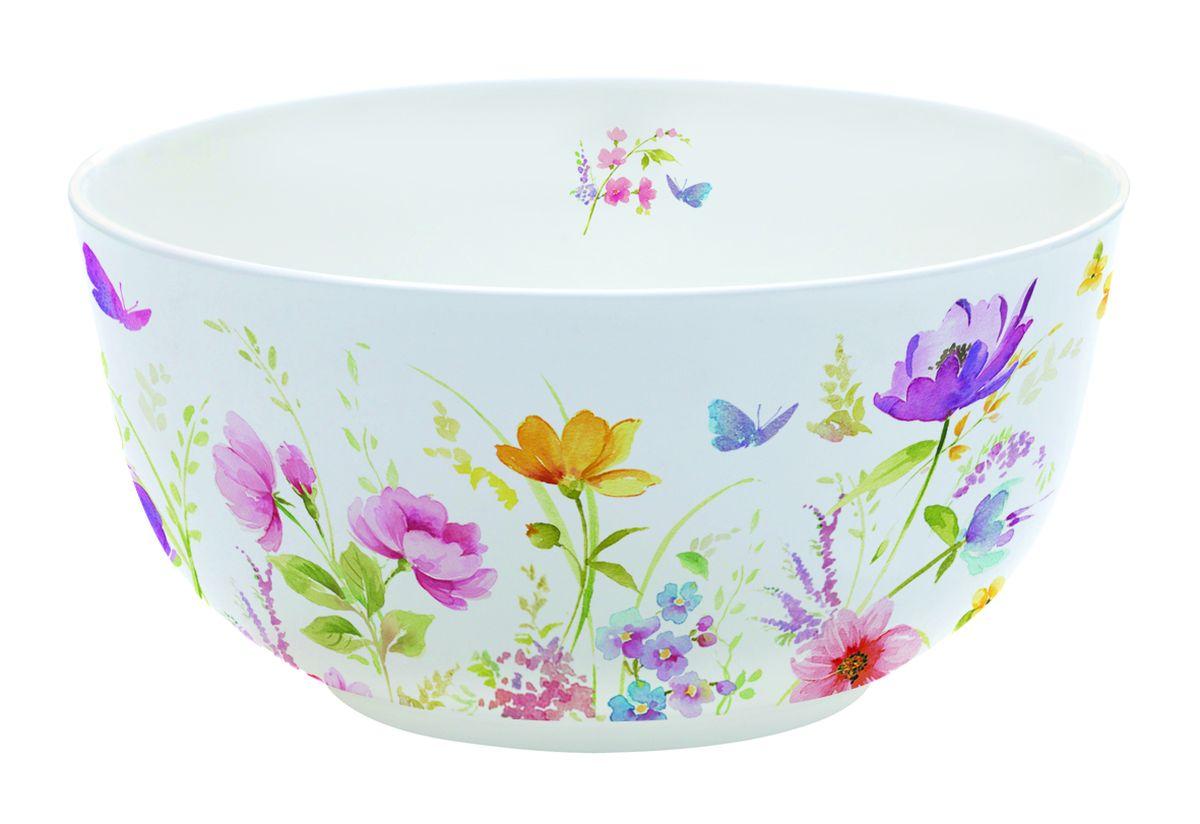 Миска Nuova R2S Полевые цветы, диаметр 14 см337FLDCОригинальная миска Nuova R2S Полевые цветы, изготовленная из высококачественного фарфора, декорирована красочным изображением полевых цветов. Такая миска украсит сервировку вашего стола и подчеркнет прекрасный вкус хозяина, а также станет отличным подарком. Диаметр: 14 см. Высота: 7 см.