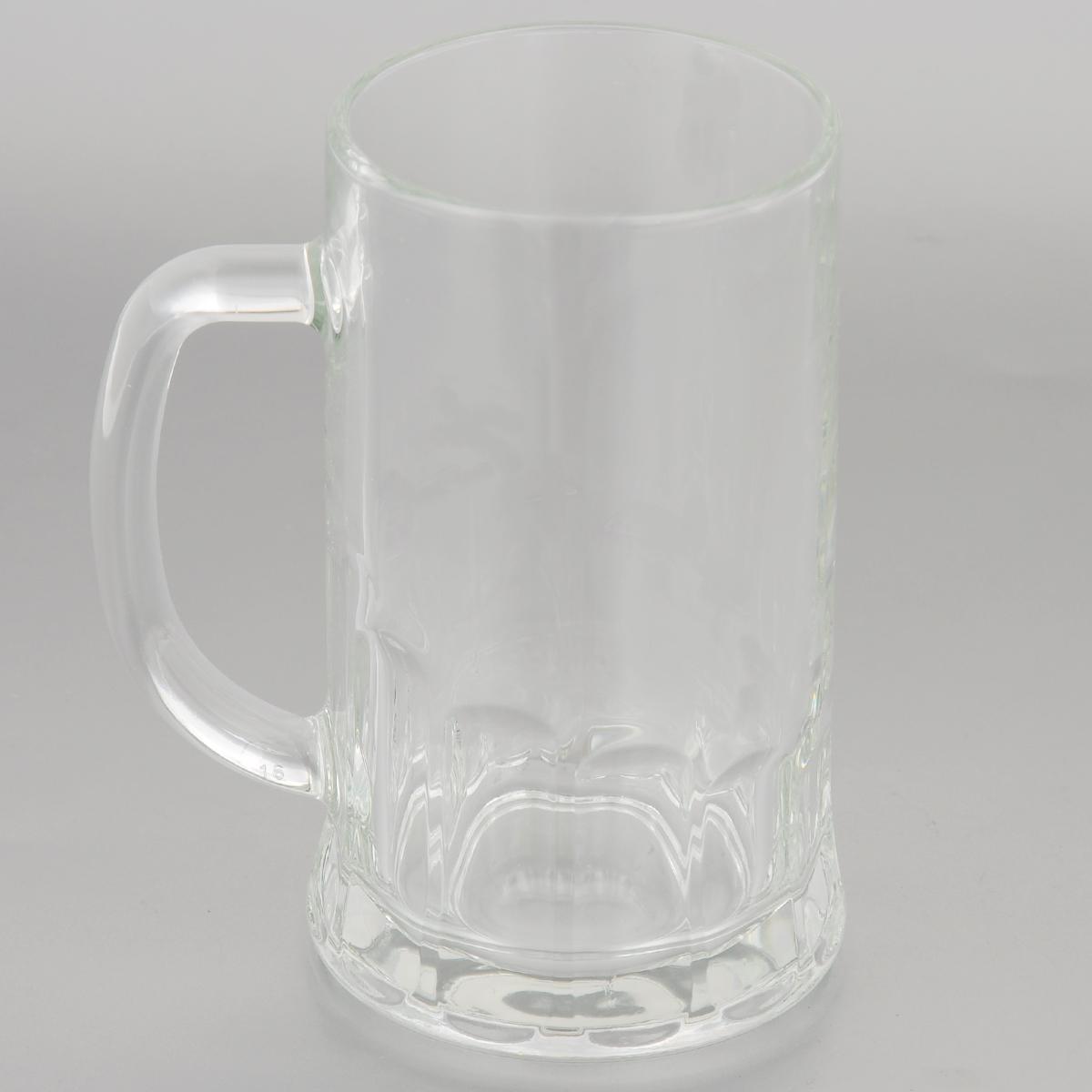 Кружка пивная ОСЗ Пинта. Пивасик, 500 мл08С1143 ДЗ ПИВАСИК_Пивная кружка ОСЗ Пинта. Пивасик, изготовленная из стекла. Изделие оснащено удобной ручкой. Кружка станет оригинальным подарком любимым мужчинам! Идеальна для тех, кто предпочитает большие кружки и для любителей пенных напитков.