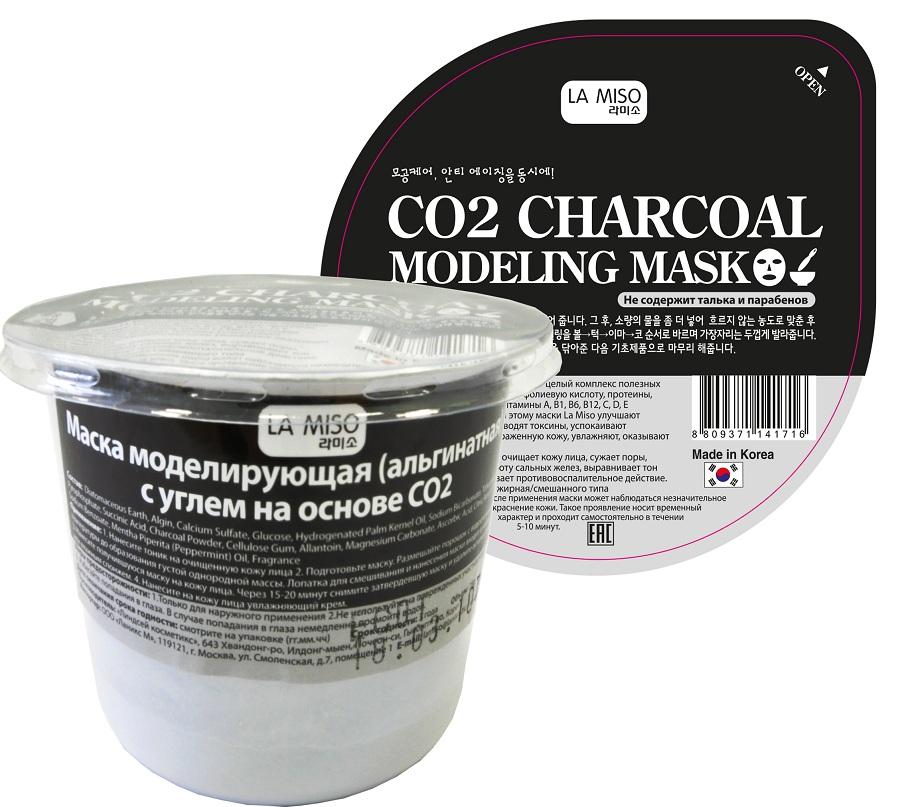 La Miso Маска альгинатная с углем на основе О2, 21 г8809371141716Альгинатные маски La Miso содержат целый комплекс полезных элементов: альгиновую кислоту, фолиевую кислоту, протеины, минеральные элементы, витамины A, B1, B6, B12, C, D, E полисахариды. Благодаря этому маски La Miso улучшают обменные процессы, выводят токсины, успокаивают покрасневшую и раздраженную кожу, увлажняют, оказывают эффект лифтинга.