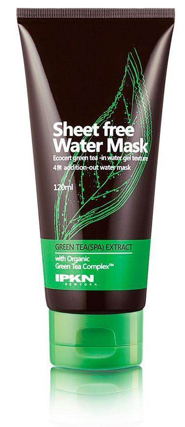 IPKN Увлажняющая маска с экстрактом зеленого чая NEWYORK, 120 мл8809081430469Экстракт зеленого чая обладает целым рядом полезных свойств: антиоксидантными, противовоспалительными, антибактериальными, смягчающими, ранозаживляющими, улучшает цвет лица, усиливает защитные свойства кожи. Средства с экстрактом зеленого чая могут использоваться для всех типов кожи лица, в том числе и самой чувствительной.