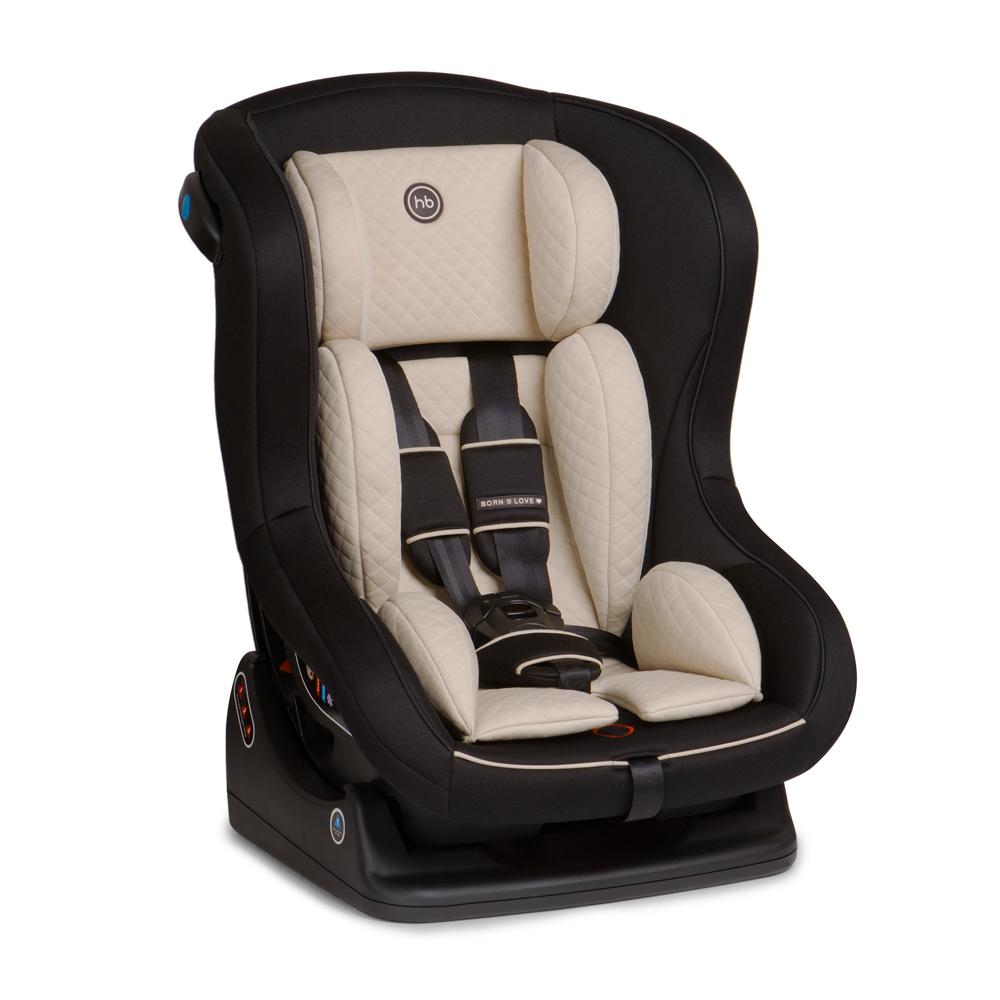 Happy Baby Автокресло Passenger Black до 18 кг