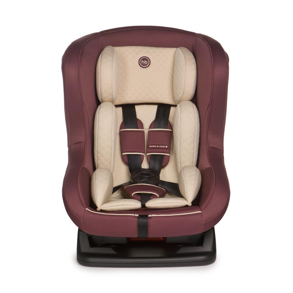 Happy Baby Автокресло Passenger Bordo до 18 кг4650069782834Автокресло Happy Baby Passenger Bordo - это удобное, элегантное кресло для детей до 18 кг (группа 0/1), предназначенное для комфортных поездок в автомобиле. Безопасность в машине обеспечивают пятиточечные ремни безопасности, а три положения наклона спинки позволят малышу безмятежно уснуть в пути. Модель отлично впишется в интерьер салона вашего автомобиля, имеет мягкий вкладыш для самых маленьких путешественников, фиксатор натяжения ремня и съемный чехол для удаления загрязнений. Плавные, изящные линии автокресла мягко обволокут малыша, а вместительное сиденье подарит ему необыкновенный комфорт. Устанавливается лицом по ходу или против движения автомобиля, в зависимости от возраста и веса ребенка.