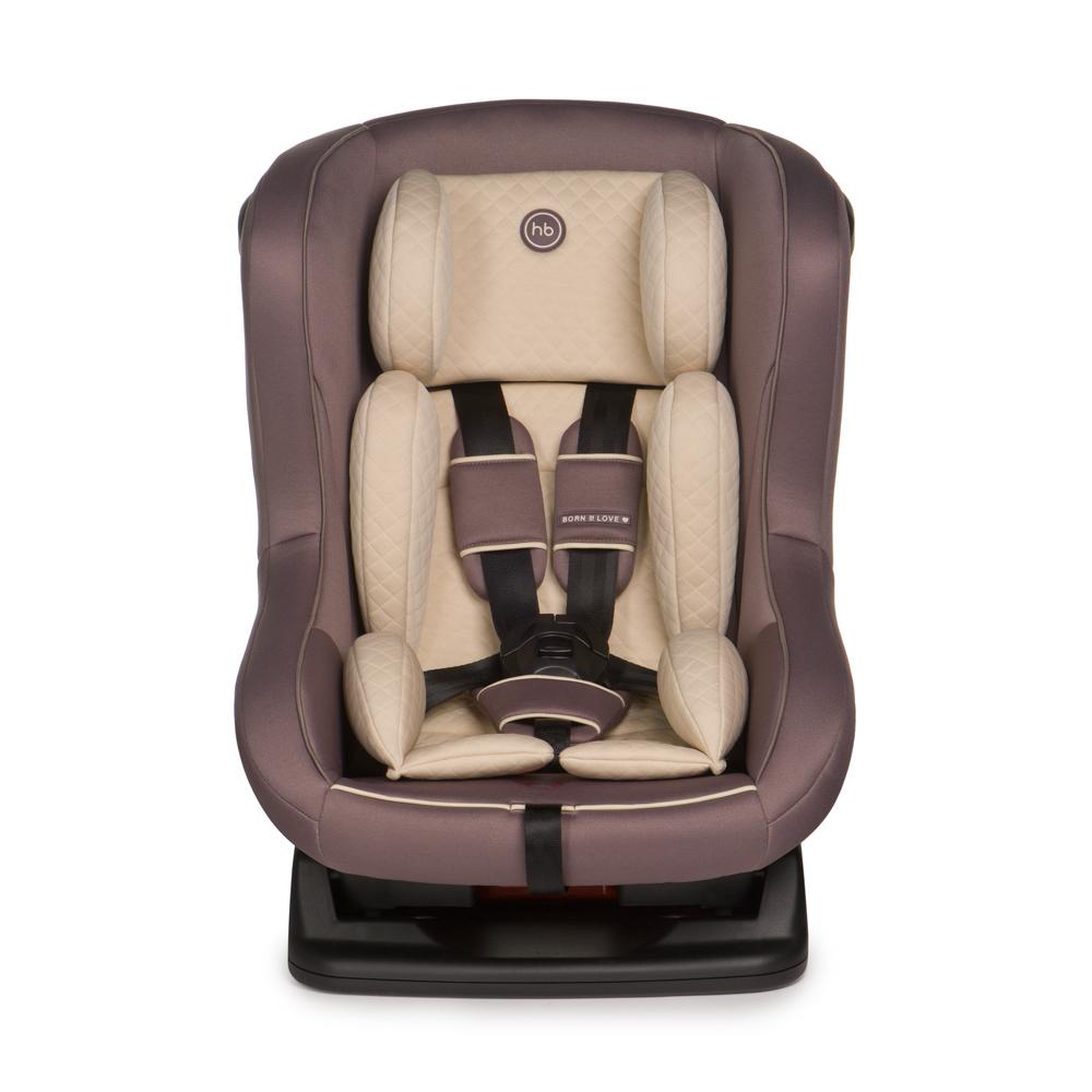 Happy Baby Автокресло Passenger Grey до 18 кг