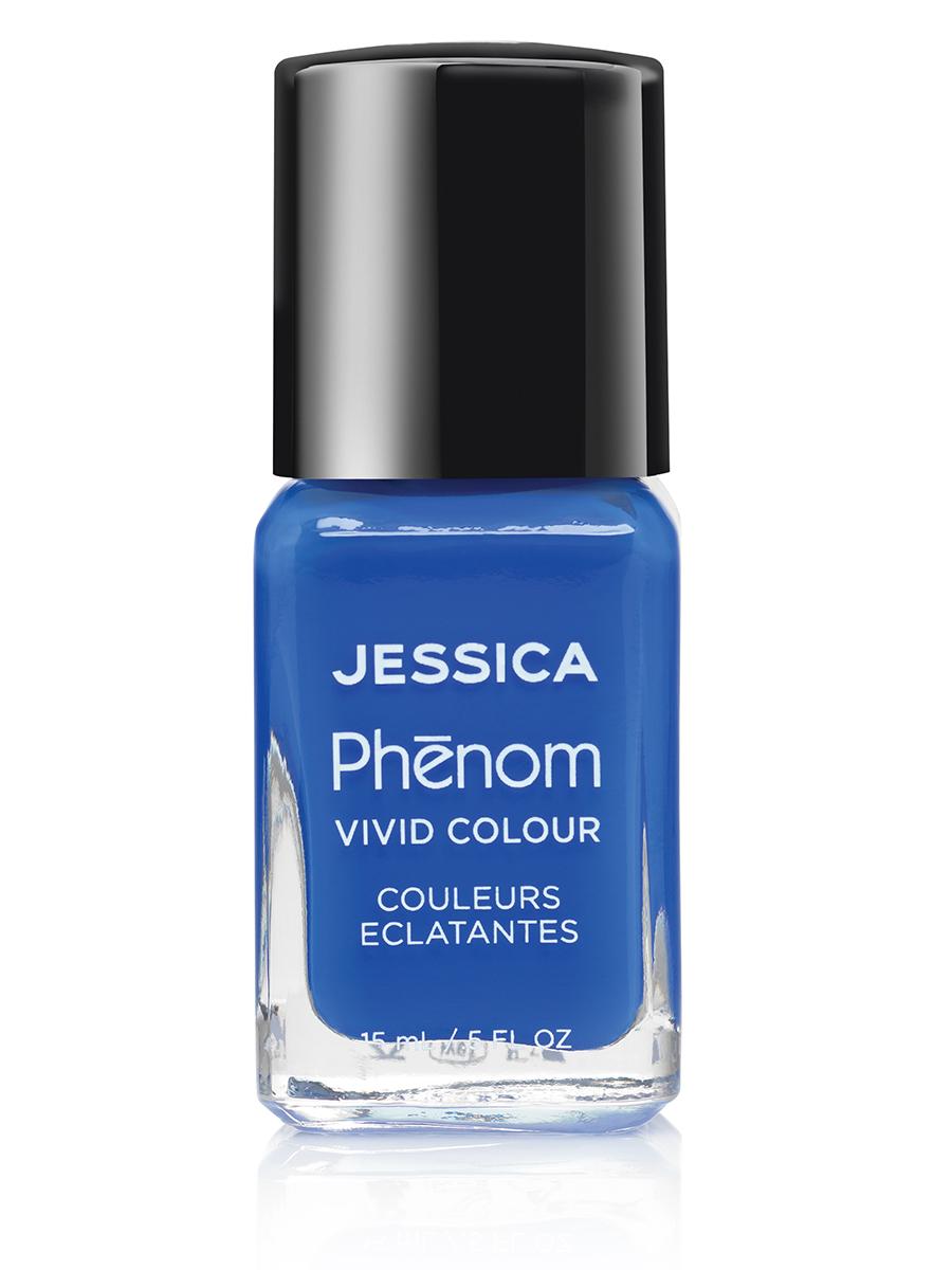 "Jessica Phenom Цветное покрытие Vivid Colour ""Decadent"" № 35, 15 мл"