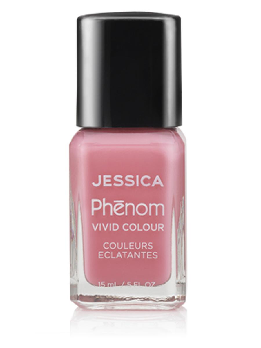 Jessica Phenom Цветное покрытие Vivid Colour Saint Tropez № 27, 15 млPHEN-027Система покрытия ногтей Phenom обеспечивает быстрое высыхание, обладает стойкостью до 10 дней и имеет блеск гель-лака. Не нуждается в использовании LED/UV ламп. Легко удаляется, как обычный лак для ногтей. Покрытия JESSICA Phenom являются 7-Free и не содержат формальдегида, формальдегидных смол, толуола, дибутилфталата, камфоры, ксилола и этил тосиламида. Как наносить: Система Phenom – это великолепный маникюр за 1-2-3 шага: ШАГ 1: Базовое покрытие – нанесите в два слоя базовое средство JESSICA, подходящее Вашему типу ногтевой пластины. ШАГ 2: Цвет – нанесите в два слоя любой оттенок Phenom Vivid Colour. ШАГ 3: Закрепление – нанесите в один слой Phenom Finale Shine Topcoat для получения блеска гель-лака.
