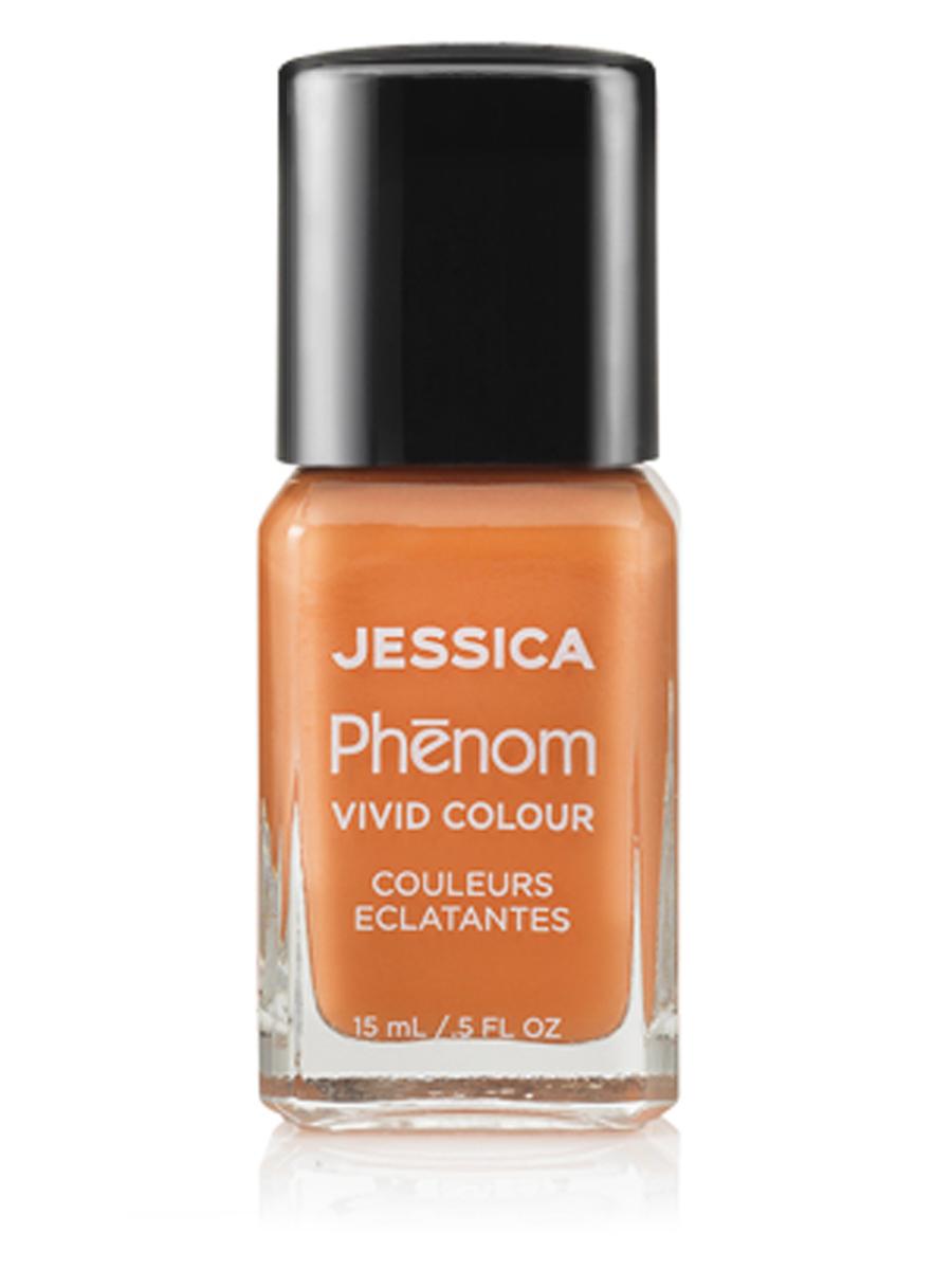 Jessica Phenom Цветное покрытие Vivid Colour Tahitian Sunset № 25, 15 млPHEN-025Система покрытия ногтей Phenom обеспечивает быстрое высыхание, обладает стойкостью до 10 дней и имеет блеск гель-лака. Не нуждается в использовании LED/UV ламп. Легко удаляется, как обычный лак для ногтей. Покрытия JESSICA Phenom являются 7-Free и не содержат формальдегида, формальдегидных смол, толуола, дибутилфталата, камфоры, ксилола и этил тосиламида. Как наносить: Система Phenom – это великолепный маникюр за 1-2-3 шага: ШАГ 1: Базовое покрытие – нанесите в два слоя базовое средство JESSICA, подходящее Вашему типу ногтевой пластины. ШАГ 2: Цвет – нанесите в два слоя любой оттенок Phenom Vivid Colour. ШАГ 3: Закрепление – нанесите в один слой Phenom Finale Shine Topcoat для получения блеска гель-лака.