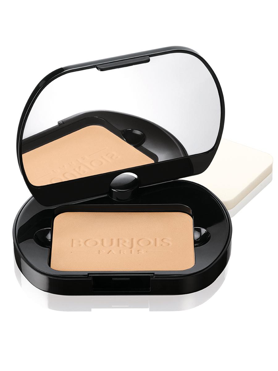 Bourjois Компактная Пудра Silk Edition Тон 53 золотисто-бежевый 9 мл29101443053SILK EDITION КОМПАКТНАЯ ПУДРА Инновация Особенная шелковистая текстура, напоминает нежный мусс для кожи. Основные свойства: сужает поры, выравнивает цвет кожи, увлажняет, обеспечивает матовость кожи 8 часов!