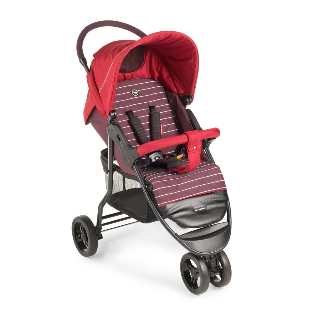 Happy Baby Коляска Ultima Maroon4650069782711Сдвоенное переднее колесо коляски ULTIMA обеспечит высокую надежность и максимальную устойчивость. Возможность переключения режима передних колес (фиксированный или поворотный) превращает коляску в настоящий внедорожник- вездеход. ULTIMA имеет просторное посадочное место, в котором не будет тесно даже крупным деткам. При весе всего 8,5кг коляска имеет амортизацию на передних и задних колесах, съемный бампер, регулируемую в 3 положениях подножку, большой капор со смотровым окном и прозрачной пленкой, пятиточечные ремни безопасности с мягкими накладками, удобную тормозную систему. от 7 месяцев до 3 лет (Максимальный вес ребенка: 15 кг) Ширина сиденья: 34 см Глубина сиденья: 21 см +24 см (подножка) Длина спинки: 40см Кол-во положений спинки: не ограничено(плавная регулировка) Углы наклона спинки: от 90° до 180° Диаметр колес: переднее — 19 , заднее — 19,5 см Высота ручки не регулируется Подножка регулируется: 3 положения Задние колеса оснащены тормозным механизмом Амортизация передних и...