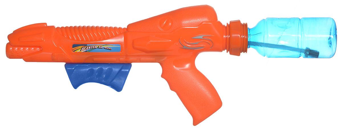 Simba Водное оружие XL 420 цвет оранжевый синий7276502_оранжевый, синийВодное оружие Simba XL 420 станет отличным развлечением для детей, особенно в жаркую летнюю погоду. Оружие оснащено помпой. Модель выполнена из прочного безопасного пластика ярких цветов и невероятно проста в использовании. Заполните резервуар водой и начинайте стрелять! Резервуар для воды надежно прикручивается к оружию и исключает возможность утечки воды. Такая игрушка не только порадует малыша, но и поможет ему совершенствовать мелкую и крупную моторику, а также координацию движений. С водным оружием, ваш малыш сможет устроить настоящее водное сражение!