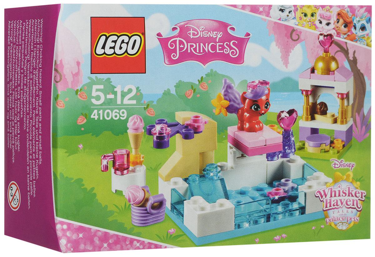 LEGO Disney Princesses Конструктор Королевские питомцы Жемчужинка 41069
