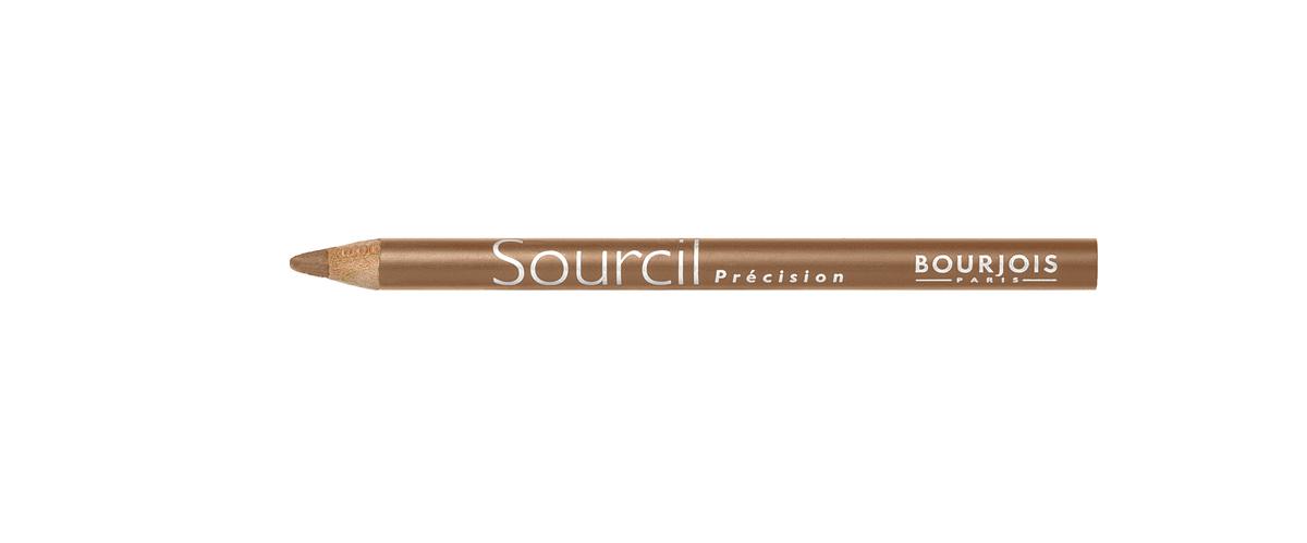 Bourjois контурный карандаш для бровей sourcil precision Тон 06 blond clair 1 мл