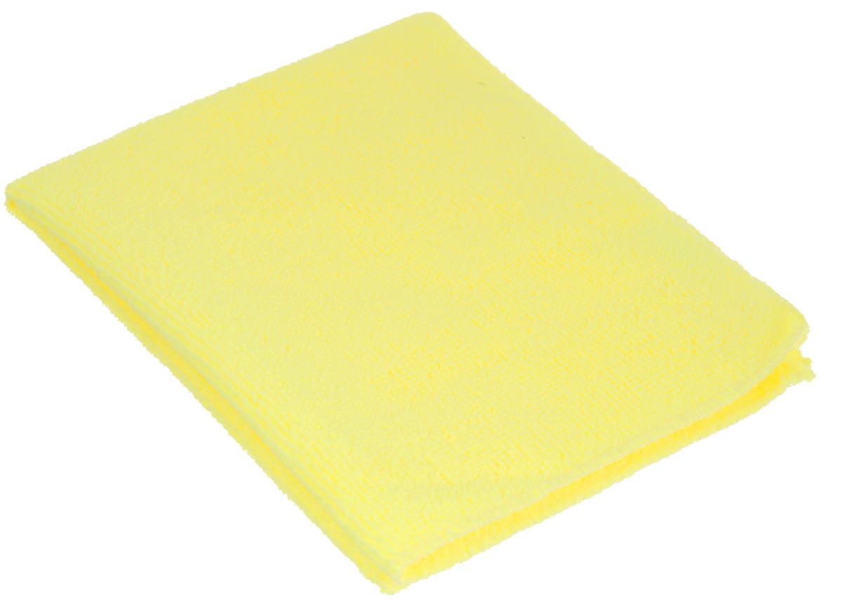 Салфетка для мебели и полированных поверхностей Eva, цвет: желтый, 35 х 30 смЕ4804_желтыйСалфетка Eva, выполненная из микрофибры, прекрасно подойдет для мебели и полированных поверхностей. Благодаря своей структуре, она отлично полирует, впитывает влагу и не оставляет царапин и ворса на поверхности, экономит полирующие средства и быстро сохнет.