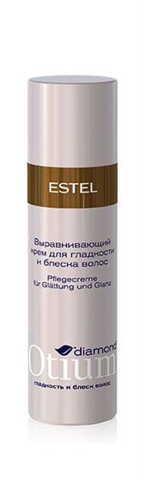 Estel Otium Diamond Легкий flex-крем для гладкости и блеска волос 100 млOT.103Estel Otium Diamond Легкий flex - крем для гладкости и блеска волос. Ультралёгкий крем с комплексом D & М выравнивает непослушные и волнистые волосы, делает их гладкими, шелковистыми, наполняет бриллиантовым блеском. Мягкая формула крема увлажняет и кондиционирует волосы, повышает их эластичность.