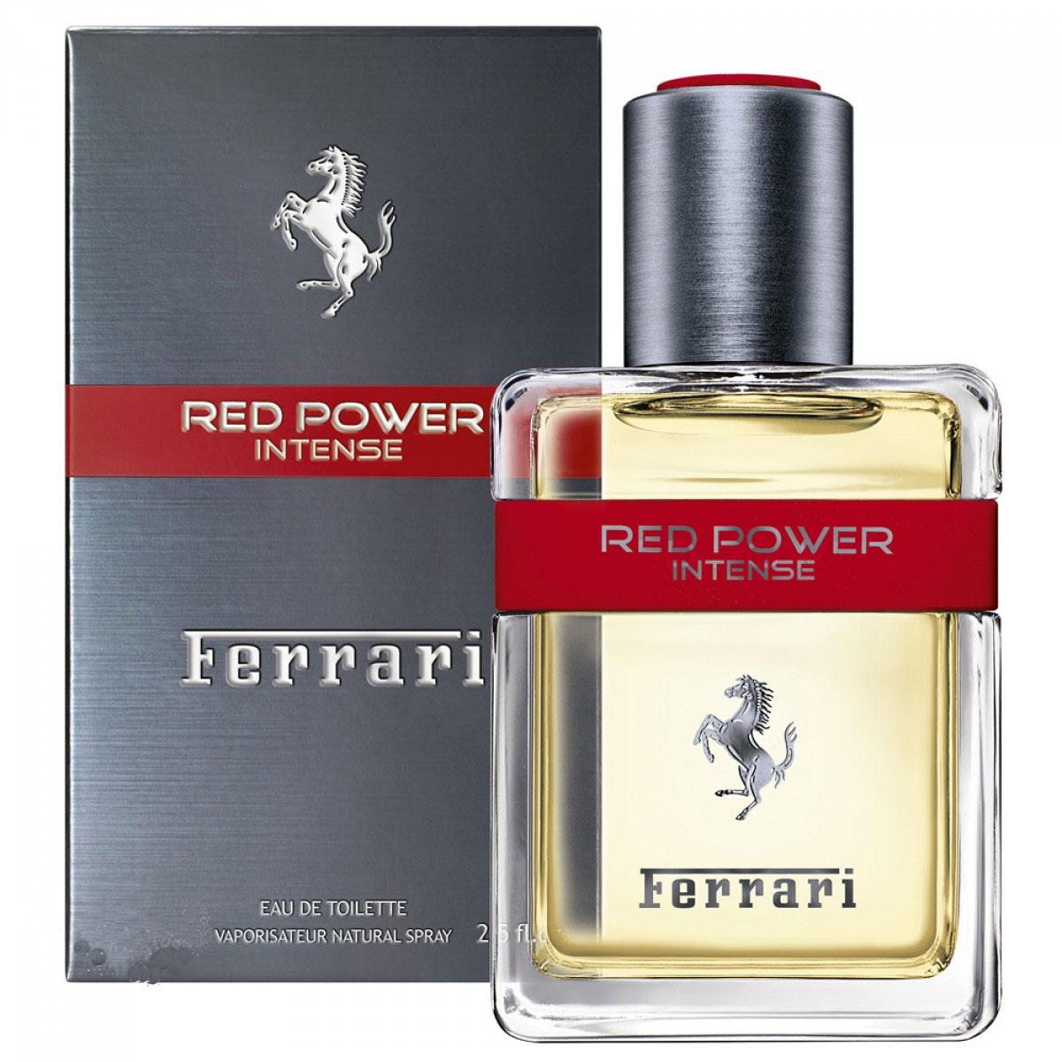 Ferrari Туалетная вода  RED POWER INTENSE мужская, 40 мл67000286Red Power Intense Ferrari - это аромат для мужчин, принадлежит к группе ароматов древесные фужерные. Это новый аромат, Red Power Intense выпущен в 2014. Верхние ноты: мускатный орех, красный перец и Лист фиалки; ноты сердца: Лаванда и ирис; ноты базы: пачули, олибанум, дерево Агар и Амбра.