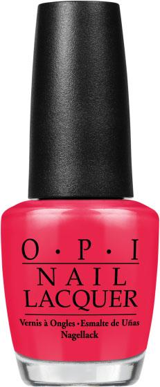 OPI Лак для ногтей Shes a Bad Muffaletta!, 15 млNLN56Весеняя коллекция лаков для ногтей New Orleans by OPI погружает нас в атмосферу тепла и света. Яркие оттенки напоминают о весне и заставляют улыбаться. Почувствуйте наступление весны с лаками OPI! Лак для ногтей OPI быстросохнущий, содержит натуральный шелк и аминокислоты. Увлажняет и ухаживает за ногтями. Форма флакона, колпачка и кисти специально разработаны для удобного использования и запатентованы.