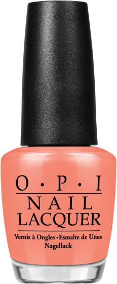 OPI Лак для ногтей Crawfishinfor a Compliment, 15 млNLN58Весеняя коллекция лаков для ногтей New Orleans by OPI погружает нас в атмосферу тепла и света. Яркие оттенки напоминают о весне и заставляют улыбаться. Почувствуйте наступление весны с лаками OPI! Лак для ногтей OPI быстросохнущий, содержит натуральный шелк и аминокислоты. Увлажняет и ухаживает за ногтями. Форма флакона, колпачка и кисти специально разработаны для удобного использования и запатентованы.