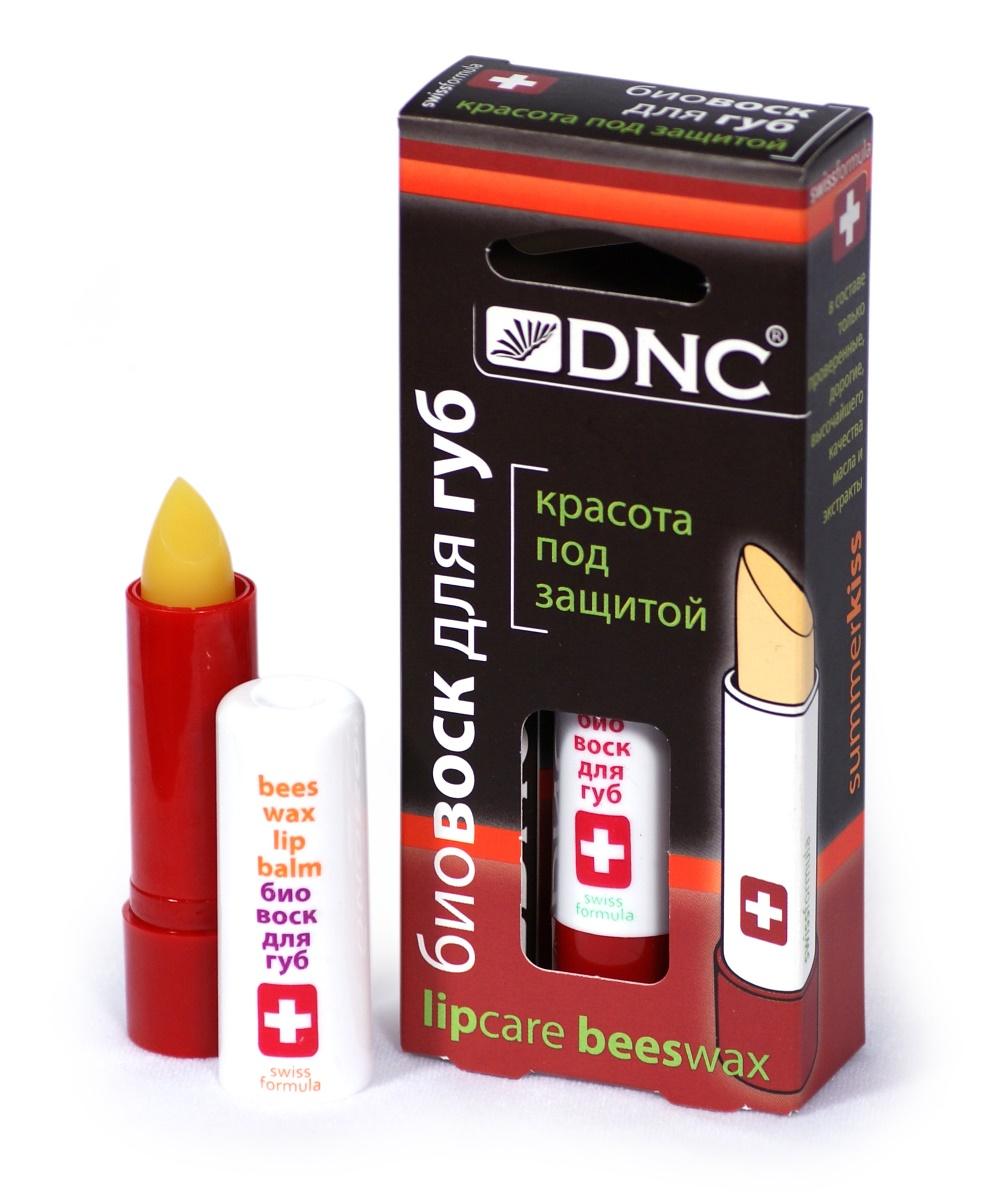 DNC Биовоск для губ Красота под защитой, 4 г4751006751989БиоВоск SwissFormula DNC. С этим ощущением на губах не хочется расставаться В составе только проверенные, дорогие, высочайшего качества масла и экстракты Избавляет губы от стрессов и испытаний Нейтрален. Отлично сочетается с любой цветной помадой Защита от старения Без воды, бережет в любую погоду Создает эффект «второй кожи». Нежной, приятной и легкой, но прочной и надежной. Никакой липкости и лишних запахов. Только защита в мороз и ветер, и сияющая сексуальная красота губ.
