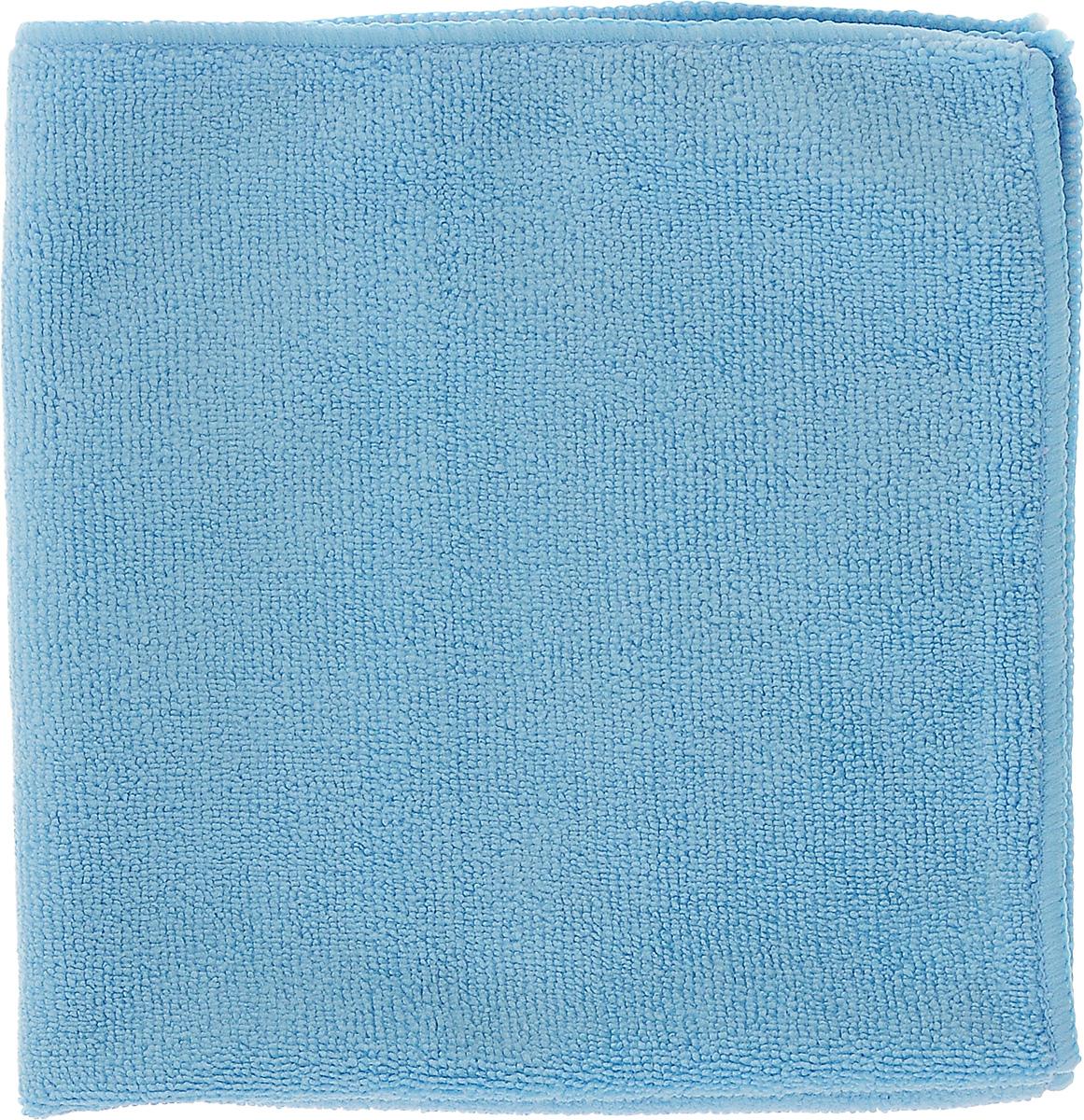 Салфетка для ванной комнаты Unicum Premium, цвет: голубой, 40 х 40 см303224_голубойСалфетка Unicum Premium изготовлена по самым современным технологиям. Уникальные чистящие свойства салфетки - абсорбировать жир, грязь, пыль, никотин - обеспечивают специальные клиновидные микроволокна, которые в 100 раз меньше человеческого волоса. Салфетка обладает непревзойденной способностью быстро впитывать большой объем жидкости (в восемь раз больше собственной массы). Допускается ручная и машинная стирка при 60°С. Состав: вискоза 80%, полиэстер 20%.