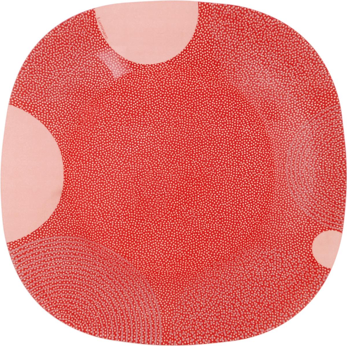 Тарелка десертная Luminarc Constellation Red, 18 х 18 смG7799Десертная тарелка Luminarc Constellation Red, изготовленная из ударопрочного стекла, имеет изысканный внешний вид. Такая тарелка прекрасно подходит как для торжественных случаев, так и для повседневного использования. Идеальна для подачи десертов, пирожных, тортов и многого другого. Она прекрасно оформит стол и станет отличным дополнением к вашей коллекции кухонной посуды. Размер тарелки (по верхнему краю): 18 х 18 см.