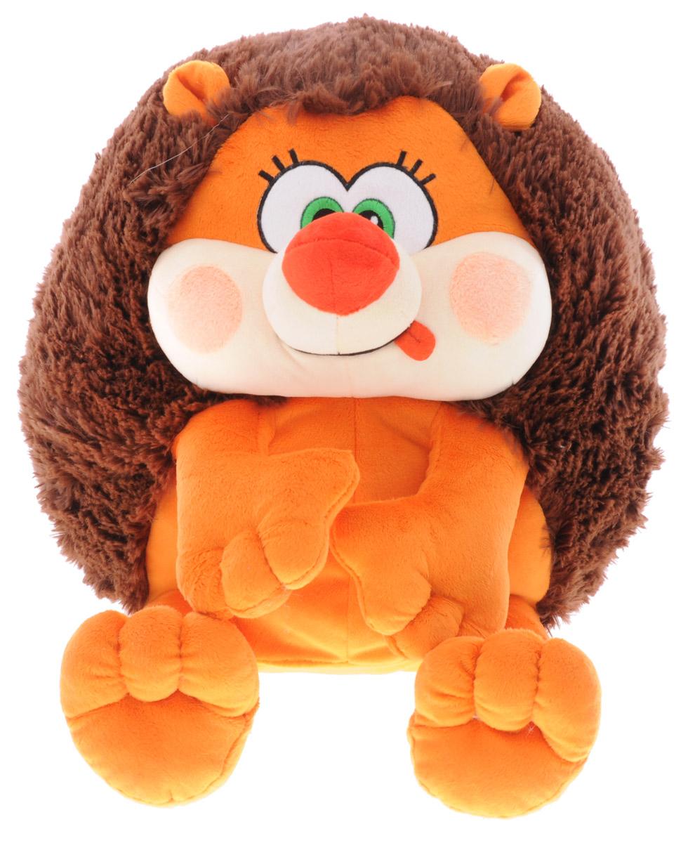 СмолТойс Мягкая игрушка Ежулька 33 см1884/БЖ/33Трогательная мягкая игрушка СмолТойс Ежулька станет добрым другом для ребенка. Его колючки вовсе не острые, а очень мягкие и приятные на ощупь. Ежулька выполнен из мягких и безопасных материалов. У игрушки отсутствуют твердые пластмассовые детали, поэтому ее спокойно можно брать в кровать на ночь, чтобы обнимать и спать спокойно. Глазки у ежика вышитые. Порадуйте своего малыша такой замечательной игрушкой!