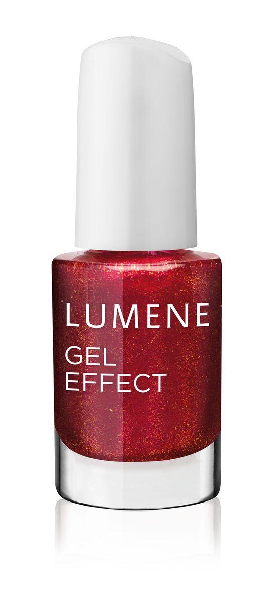 LUMENE Лак для ногтей с гелевым эффектом №63, роскошный подарок, 5 млNL373-84579LUMENE GEL EFFECT NAIL POLISH. ЛАК ДЛЯ НОГТЕЙ С ГЕЛЕВЫМ ЭФФЕКТОМ LUMENE. Здоровые ногти и яркий цвет! С помощью лака с гелевым эффектом можно создать ровное покрытие, которое делает ногти прочными и долго держится. С помощью удобной кисточки очень легко аккуратно нанести лак. Ультрастойкое покрытие позволяет сохранить идеальный маникюр в течение нескольких дней. Произведено без фталатов, толуола и формальдегида.