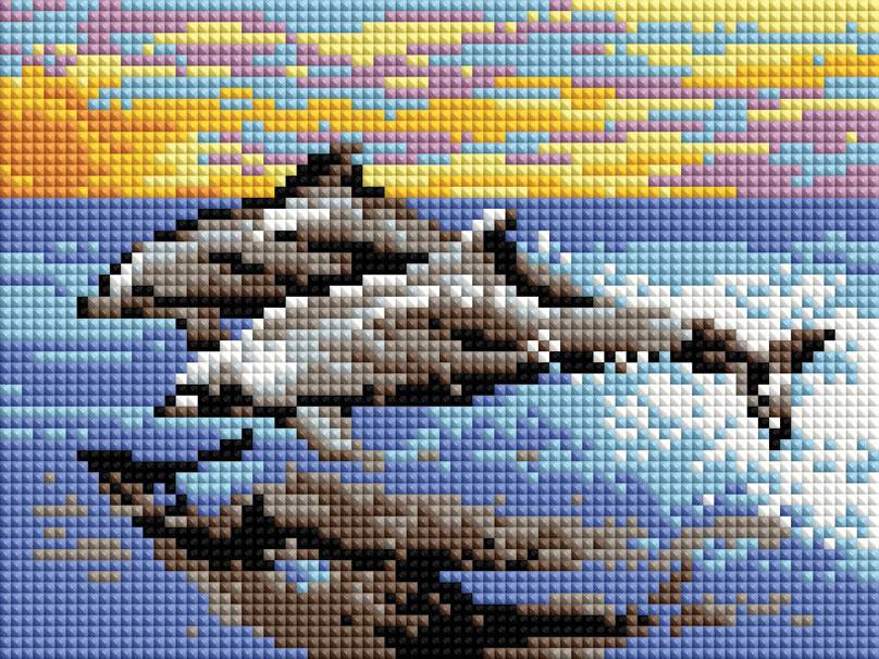 Набор для создания мозаики Белоснежка Игры дельфинов214-ST-PS