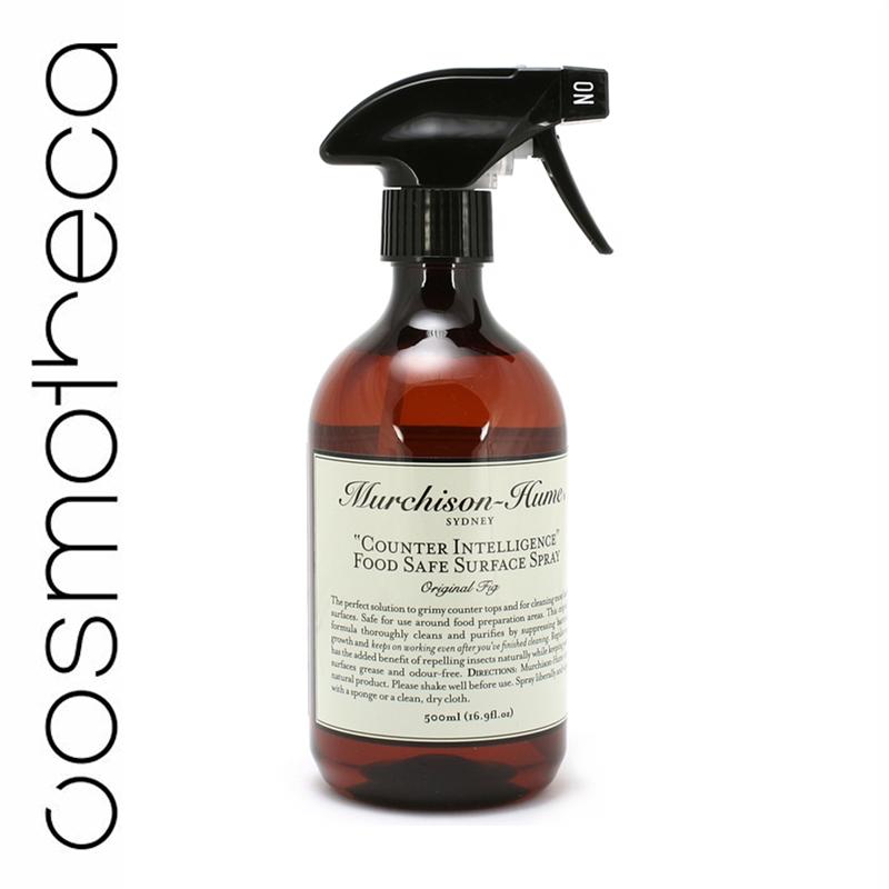 Чистящее средство для кухонных поверхностей Counter Safe Инжир 500 млCOSA17T-FIGИдеальный помощник, который позволяет ежедневно бороться с микробами, грязью, жиром, неприятными запахами без использования опасных химикатов. Уникальная антибактериальная формула поддерживает чистоту даже после уборки. Рабочие поверхности будут чистыми, блестящими, а комната наполнится приятным ароматом. Безопасно для использования в зонах приготовления пищи и в детской. Хорошо встряхните перед использованием. Нанесите небольшое количество средства на очищаемую поверхность и протрите сухой чистой тряпкой. Состав: Kоллоидный сурфактант на основе органических растений, полученный из сахарного тростника, кокосового масла и воды.