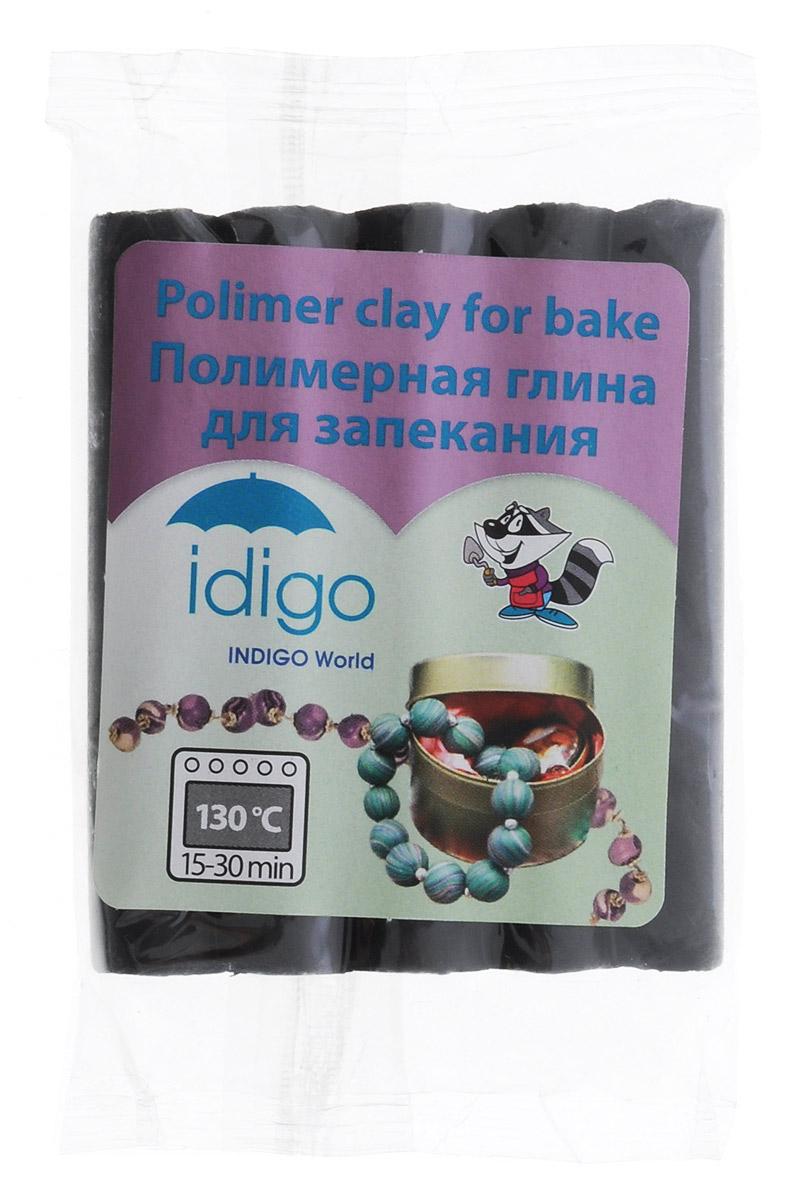 Idigo Полимерная глина цвет черныйsm55807Мягкая масса на полимерной основе Idigo идеально подходит для лепки небольших изделий (украшений, скульптурок, кукол) и для моделирования. Глина обладает отличными пластичными свойствами, хорошо размягчается и лепится, не крошится, не пристает к рукам, не высыхает на воздухе, легко смешивается между собой, благодаря чему можно создать огромное количество поделок любых оттенков. В домашних условиях готовая поделка выпекается в духовом шкафу при температуре 130°С в течение 15-30 минут (в зависимости от величины изделия). Отвердевшие изделия могут быть раскрашены акриловыми красками, покрыты лаком, склеены друг с другом или с другими материалами. Глина состоит из поливинилхлорида, карбоната кальция, парафинового воска и пигментов.